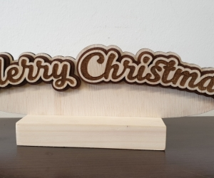 "Decoratiune ""Merry Christmas"" - DC23"